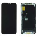 OLED-IP11PROMAX - Ecran iPhone-11 Pro Max (vitre tactile et dalle OLED) coloris noir