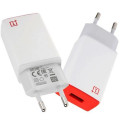 ONEPLUS-AY0520 - Chargeur origine OnePlus AY5020 blanc et rouge