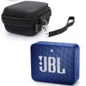 PACK-JBLGO2BLEU - PACK Enceinte JBL Go-2 bleue + Housse de transport