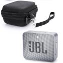 PACK-JBLGO2GRIS - PACK Enceinte JBL Go-2 gris + Housse de transport