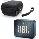 PACK-JBLGO2NAVY - PACK Enceinte JBL Go-2 Navy + Housse de transport