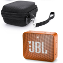 PACK-JBLGO2ORANGE - PACK Enceinte JBL Go-2 Orange + Housse de transport