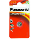 PANASONIC-CR1216 - Pile bouton Panasonic CR1216 au lithium 3V CR-1216