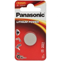 PANASONIC-CR2025 - Pile bouton Panasonic CR2025 au lithium 3V CR-2025