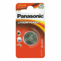 PANASONIC-CR2430 - Pile bouton Panasonic CR2430 au lithium 3V CR-2430