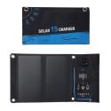 PANNEAUSOLAIR-15W - Panneau solaire 15w pour recharge smartphone / tablette