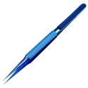 PINCE-BT11DROITE - Pince de précision en titane pour micro-soudure droite