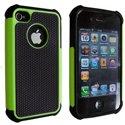 POP-IP4-VERT - Coque POP vert pour iPhone 4 4S