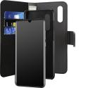 PUROFOLIOMAGNOVA5T - Etui 2 en 1 Puro avec Coque détachable Huawei Nova-5T coloris noir