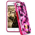 PURO_IPC5ARMYROSE - Coque Army iPhone 5 Puro Army Camouflage Rose
