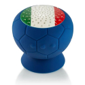 QDOS-BPOPITALY - Enceinte bluetooth ventouse Qdos Q-BOPZ Italie