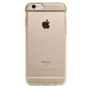 QDOSTOPPER-IP6GOLD - Coque QDOS iPhone 6s gamme Topper coloris gold et transparent