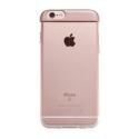 QDOSTOPPER-IP6ROSE - Coque QDOS iPhone 6s gamme Topper coloris rose et transparent