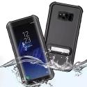 REDPEPPER-GALS8PLUS - Coque boitier étanche et antichoc Galaxy S8+ Redpepper Waterproof