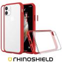 RHINO-MODNXIP711OUGE - Coque RhinoShield Mod-NX pour iPhone 11 coloris rouge