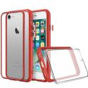 RHINO-MODNXIP7ROUGE - Coque RhinoShield Mod-NX pour iPhone 7/8 coloris rouge