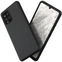 RHINO-SOLIDA42CARBO - Coque RhinoShield pour Galaxy A42 coloris noir aspect fibres de carbone