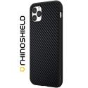 RHINO-SOLIDCARBOIP11PMAX - Coque RhinoShield pour iPhone 11 pro max coloris noir carbone