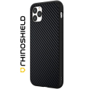 RHINO-SOLIDCARBOIP11PRO - Coque RhinoShield pour iPhone 11 Pro coloris noir carbone