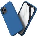 RHINO-SOLIDIP12PMAXBLEU - Coque RhinoShield pour iPhone 12 Pro Max coloris bleu classic
