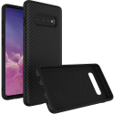 RHINO-SOLIDS10PLUSCARBO - Coque RhinoShield pour Galaxy S10+ coloris carbone noir
