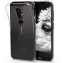 ROAR-NOKIA42TRANS - Coque souple Nokia 4.2 gel TPU transparent de Roar