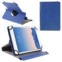 ROTADJUST210BLEU - Etui universel et ajustable pour tablette de 9 a 10 pouces bleu