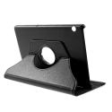 ROTATE-MEDIAPADT5NOIR - Etui rotatif Huawei MediaPad T5 fonction stand coloris noir