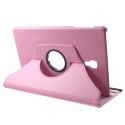 ROTATE-T590ROSE - Etui rotatif Galaxy Tab-A 10.5 (2018) fonction stand coloris rose
