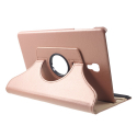 ROTATE-T590ROSEGOLD - Etui rotatif Galaxy Tab-A 10.5 (2018) fonction stand coloris rose-gold