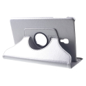 ROTATE-T590SILVER - Etui rotatif Galaxy Tab-A 10.5 (2018) fonction stand coloris gris