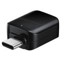 SAMSUNG-ADAPTUSBCNOIR - Adaptateur Micro-USB vers USB-C origine Samsung EE-GN930BBEGWW
