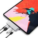 SATECHI-ST-TCMPHS - Satechi Adaptateur USB HDMI et Jack pour iPad Pro 2018