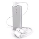 SBH5GRIS - Casque Bluetooth intra-auriculaire Sony SBH56 gris