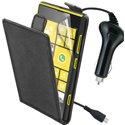 SFPAK0042-LUM520 - Pack accessoires Nokia Lumia 520 etui cac film