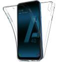 SKIN360-GALAXYA40 - Coque Galaxy A40 protection intégrale transparente avant arrière 360°