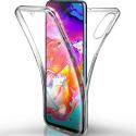 SKIN360-GALAXYA70 - Coque Galaxy A70 protection intégrale transparente avant arrière