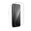 SKIN360-Y6P - Coque souple Huawei Y6p avant-arrière tactile et transparente