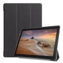 SMART-TABS4NOIR - Protection avec rabat smart Galaxy Tab-S4 noir