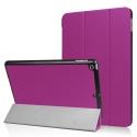 SMARTFOLD-IPAD2017VIOLET - Etui iPad-2017 rabat articulé fonction stand coloris violet