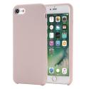 SMOOTH-IP7ROSE - Coque souple silicone iPhone 7/8 coloris rose