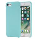 SMOOTH-IP7TURQ - Coque souple silicone iPhone 7/8 coloris turquoise