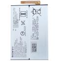 SONY-1309-2682 - Batterie Sony Xperia-XA2 de 3200 mAh référence 1309-2682