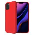 SOSEVEN-SSBKC0388 - Coque So-Seven silicone iPhone 11 Pro coloris rouge