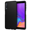 SPG-LIQUIDAIRA7NOIR - Coque souple Spigen Liquid Air Galaxy A7-2018