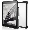 STM-DUXIPADPRO105NOIR - Coque antichoc STM série Dux-Shell pour iPad Pro 10.5 coloris noir