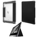 STM-DUXPLUSIPAD102NOIR - Etui iPad 10.2 STM série Dux-Plus coloris noir