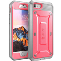 SUPCASE-IP7ROSE - Coque robuste iPhone 7/8 SupCase Unicorn Beetle Rugged rpse