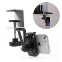 SUPPORT-MEUBLE-H99 - Support fixation pour meuble ajustable 55 à 85 mm de largeur