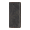 TACTPROOF-IP7NOIR - Tactical étui latéral iPhone 7/8/SE(2020) aspect nubuck noir